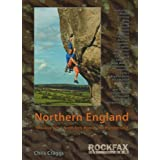 Northern England: Rock Climbing Guide (Rockfax Climbing Guide)by Chris Craggs