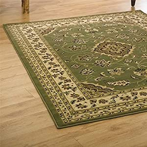 Flair Rugs Sincerity Sherborne Rug, Green, 240 x 330 Cm       review and more information
