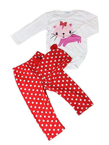 3pcs Kids Baby Boys Girls Newborn Costumes Sets-Cat