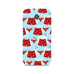 Ebby Boxers and Panties Premium Printed Case For Moto G