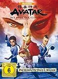 DVD Cover 'Avatar - Der Herr der Elemente, Das komplette Buch 1: Wasser [5 DVDs]