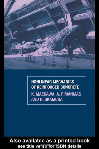 Non-Linear Mechanics of Reinforced Concrete PDF