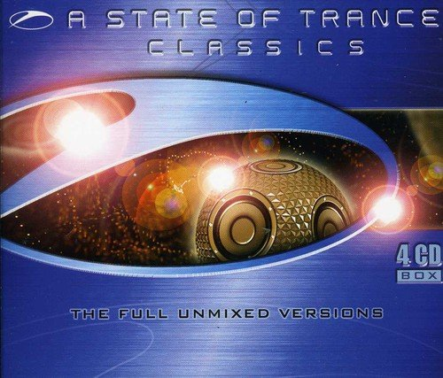 A STATE OF TRANCE CLASSICS Vol.1: FULLY UNMIXED VERSIONS