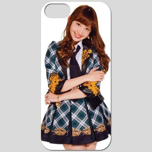 AKB48 iPhone5ケース 向かねえVer. [小嶋陽菜]