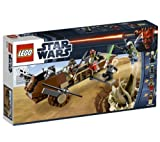 LEGO Lego Star Wars - Desert Skiff - 9496 9496 (Flying over the terrible Sarlacc Pit, Luke prepares to face his fate aboard the Desert Skiff... )