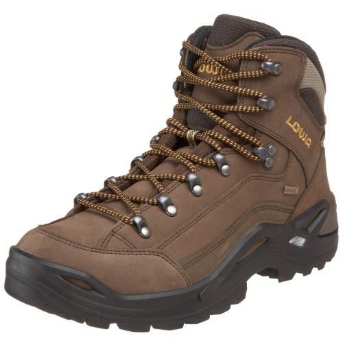 Lowa Men's Renegade II GTX Mid Hiking Boot,Sepia/ Sepia,15 M US