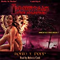The Haunting: Immortals Series, Book 7 Audiobook by Robin T Popp Narrated by Rebecca Cook