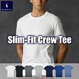 【ラルフローレン】RalphLauren Slimfit Crew Neck Tee ワンポイントスリムクルーネックTシャツ【並行輸入品】