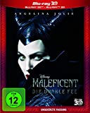 DVD & Blu-ray - Maleficent - Die Dunkle Fee (inkl. 2D-Blu-ray) [3D Blu-ray]