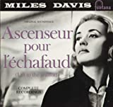 Ascenseur Pour L'�chafaud (Lift To The Scaffold) [Vinyl LP record]