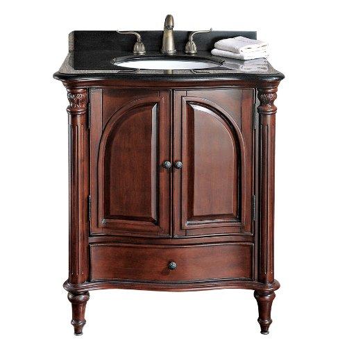 Avanity Greenwich-VS30-AC 30-Inch Vanity Set with Undermount Sink Antique, Cherry
