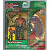 G.I. Joe Spy Troops 3.75 Roadblock Action Figure with Mission Disk 2 [Toy]