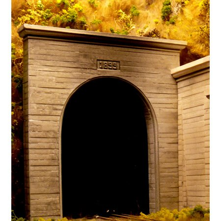 N Single Concrete Tunnel Portal (2)