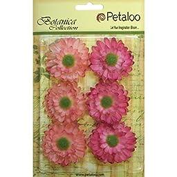 PETALOO 1174-101 Botanica Gerbera Daisies 1.75\