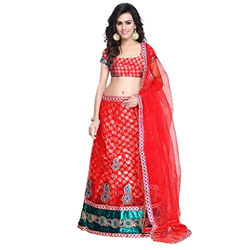 fff4191935 Lehengas: Buy Lehengas Online at Best Prices in India on Gludo.com
