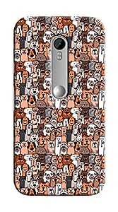 Nakalchi Back Cover For Samsung On7