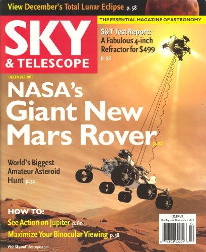 Sky & Telescope Magazine December 2011 (Volume 122 # 6)