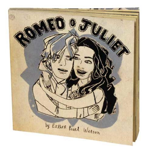 BlueQ Romeo & Juliet - Pocket Book