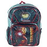 "Marvel Iron Man 2 16"" Backpack"