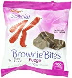 Kelloggs Special K Brownie Bites, Fudge, 4.44 Ounce