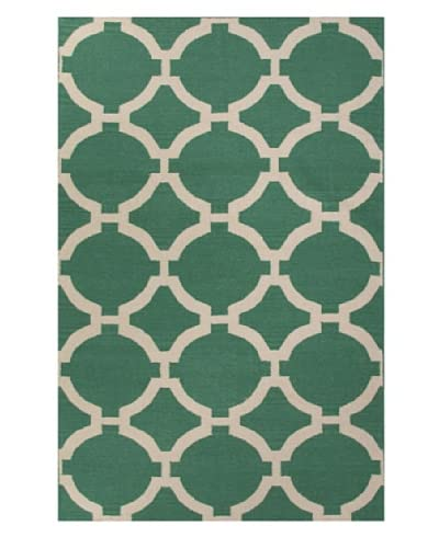 Jaipur Rugs Flat-Weave Geometric Rug