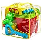 Bo-Toys Beach Sand Toys Set in Zipper...