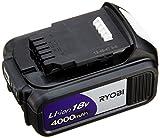 リョービ(RYOBI) 電池パック リチウムイオン 4000mAh B-1840L 18V 3400201