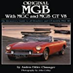 Original MGB with MGC and MGB GT V8:...