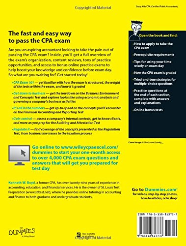 cpa exam test with answers What is the cpa exam the uniform cpa examination is a professional licensing examination used by all state accountancy boards to ensure cpa applicants possess at least a threshold mastery of technical knowledge needed to enter the cpa profession.