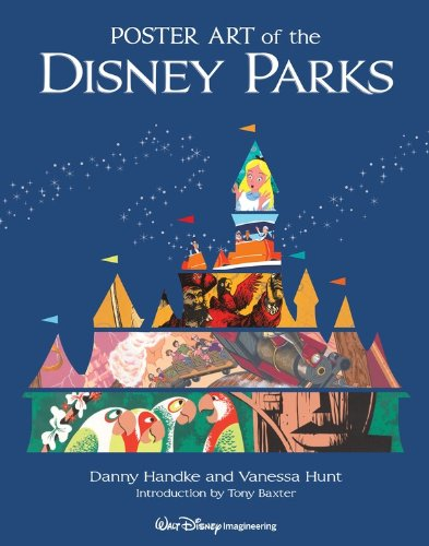 Poster Art of the Disney Parks