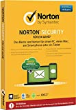 Software - Norton Security - 1 Ger�t (PC, Mac, Android, iOS) (Product Key Card)