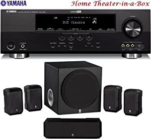 yamaha 3d ready 500 watt 5 1 channel home