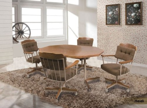 Caster Dining Chairs 7839