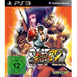 "Super Street Fighter IVvon ""Capcom"""