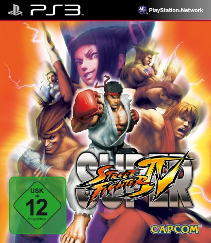 Super Street Fighter IV, PlayStation 3