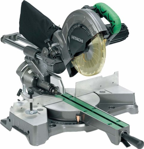 Hitachi C8FSE Slide Compound Mitre Saw 216mm 110V 1050W