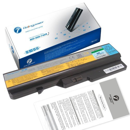 Click to buy Goingpower Battery for LENOVO IdeaPad Z560 Z570 Z460 B470 B570 G460 G560 V360 B470 B570 G465 V470 V570 L09M6Y02 L09N6Y02 - 18 Months Warranty [li-ion 6-cell 4400MAH] - From only $32.18