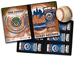 New York Mets Ticket Album - Citi Field