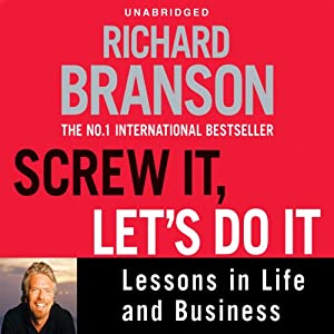 Screw It, Let's Do It | Livre audio