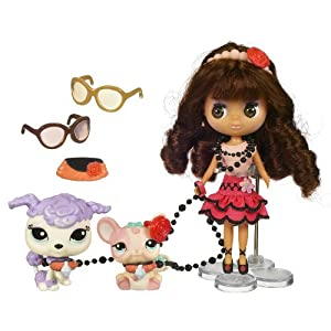 Littlest Pet Shop Prettiest in Pearls - Paris