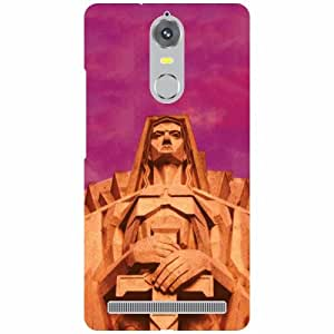 Lenovo K5 note Back Cover Designer Hard Case Printed Cover