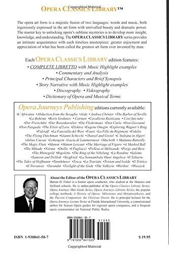 Puccini's TURANDOT: Opera Classics Library Series
