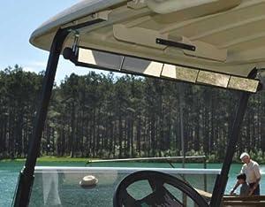 Universal Golf Cart 5 Panel Mirror by Madjax