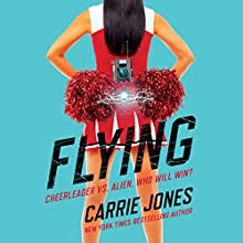 Flying Audiobook by Carrie Jones Narrated by Kate Reinders