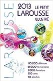 echange, troc Collectif - Le Petit Larousse illustré 2013