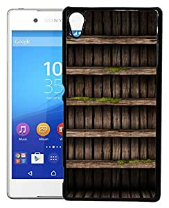 Toppings 2D Printed Designer Hard Back Cover For Sony Xperia Z4 Design-50015