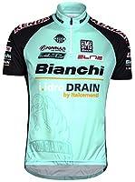 Santini Maillot Ciclismo TX Active (Cielo / Negro)