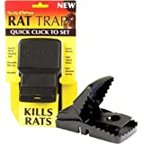 STV Quick Click Rat Trap killer set with your foot