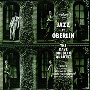 Dave Brubeck Jazz At Oberlin [Remastered] cover