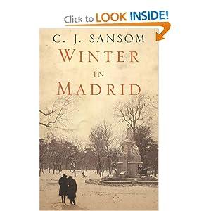 C.J. Sansom - Winter in Madrid Audiobook (19 cds)